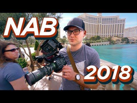NAB 2018! Blackmagic Pocket 4K, RGB Everything and ProRes RAW!