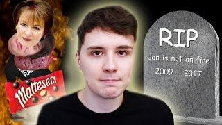 RIP 'danisnotonfire' (I'm not dead)