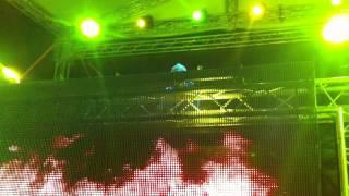 Dyro - Alive (Cash Cash x Kalkutta Remix) live @ Papaya Festival Zrce 2013