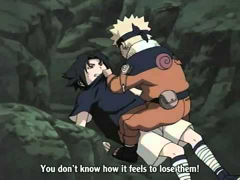 Naruto vs Sasuke The Final Valley - YouTube