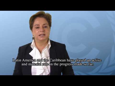 Ambassador Patricia Espinosa Cantellano #STOPCC16