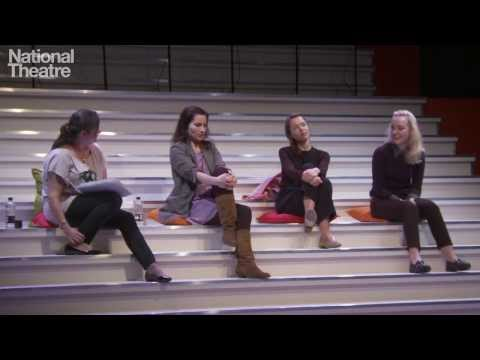 Talking Lear: Goneril, Regan And Cordelia