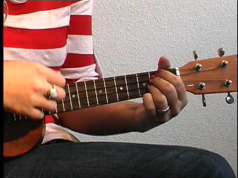 How To Play Redemption Song On Ukulele Presented By Leslie Lowe