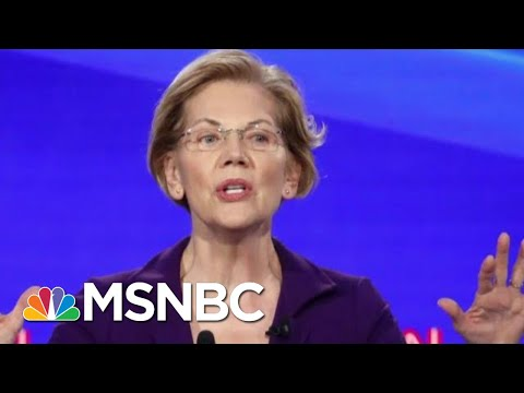 Joe: Warren Does Need To Answer About Health Plan | Morning Joe | MSNBC thumbnail