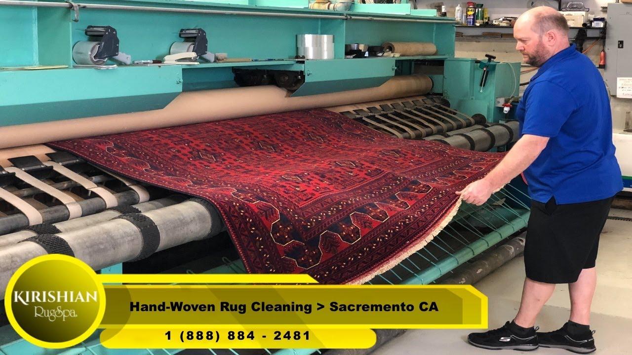 Hand-Woven Rug Cleaning Sacramento CA