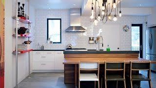 Interior Design Before After Small Kitchen Bathroom Makeover Youtube