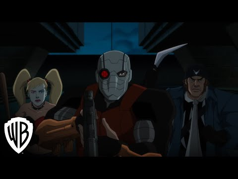 """Trailer - """"Suicide Squad: Hell To Pay"""""""