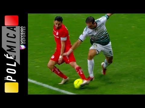 Santos campeón, pero ¿mereció Toluca dos penales en la final?   LA POLÉMICA