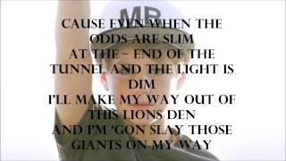 MattyB - Goliath Karaoke