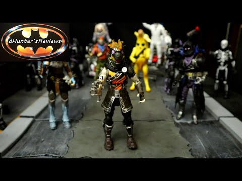 Jazwares Fortnite Molten Battle Hound Legendary Series 6 Inch Scale Action Figure Review