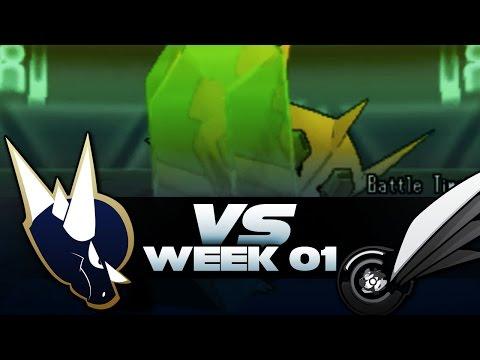 StL Rampardos VS Det Steel Wings! GBA Week 1 S4 | On the Ropes!