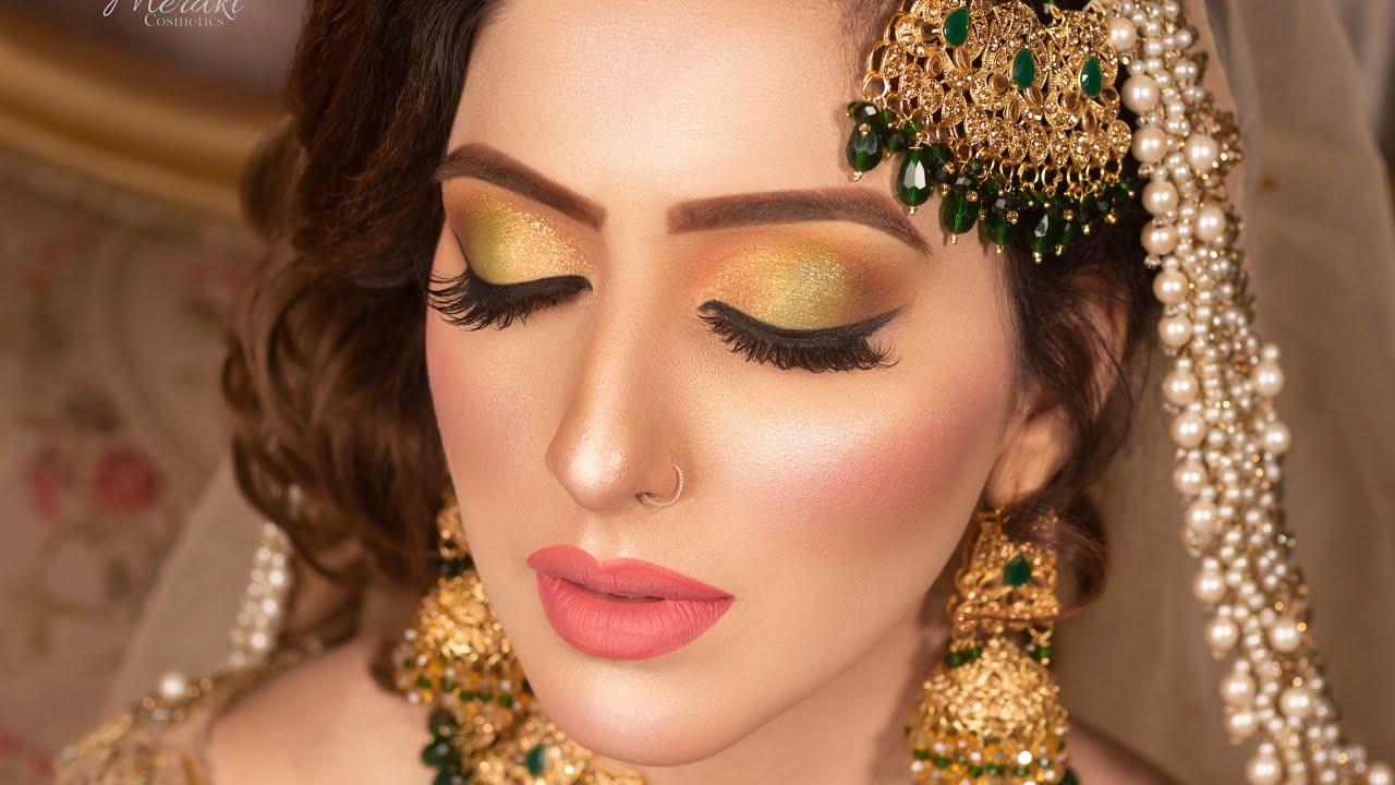 Soft Foxy Eyes Makeup Tutorial | Glam Eyes Makeup tutorial