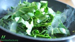 Zpomalování metabolismu zeleninou bohatou na dusičnany
