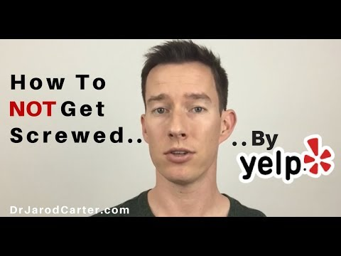 How to NOT Get Screwed By Yelp