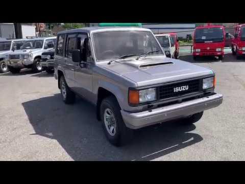 JDM 1991 Isuzu Bighorn Irmscher S for sale in Seattle WA