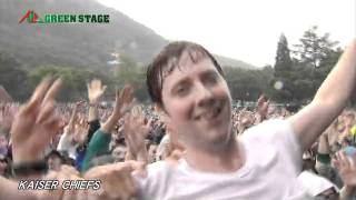 Kaiser Chiefs - Kind Of Girl You Are (Live at Fuji Rock Festival