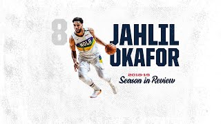 Jahlil Okafor Season in Review  2018-19 Pelicans Highlights