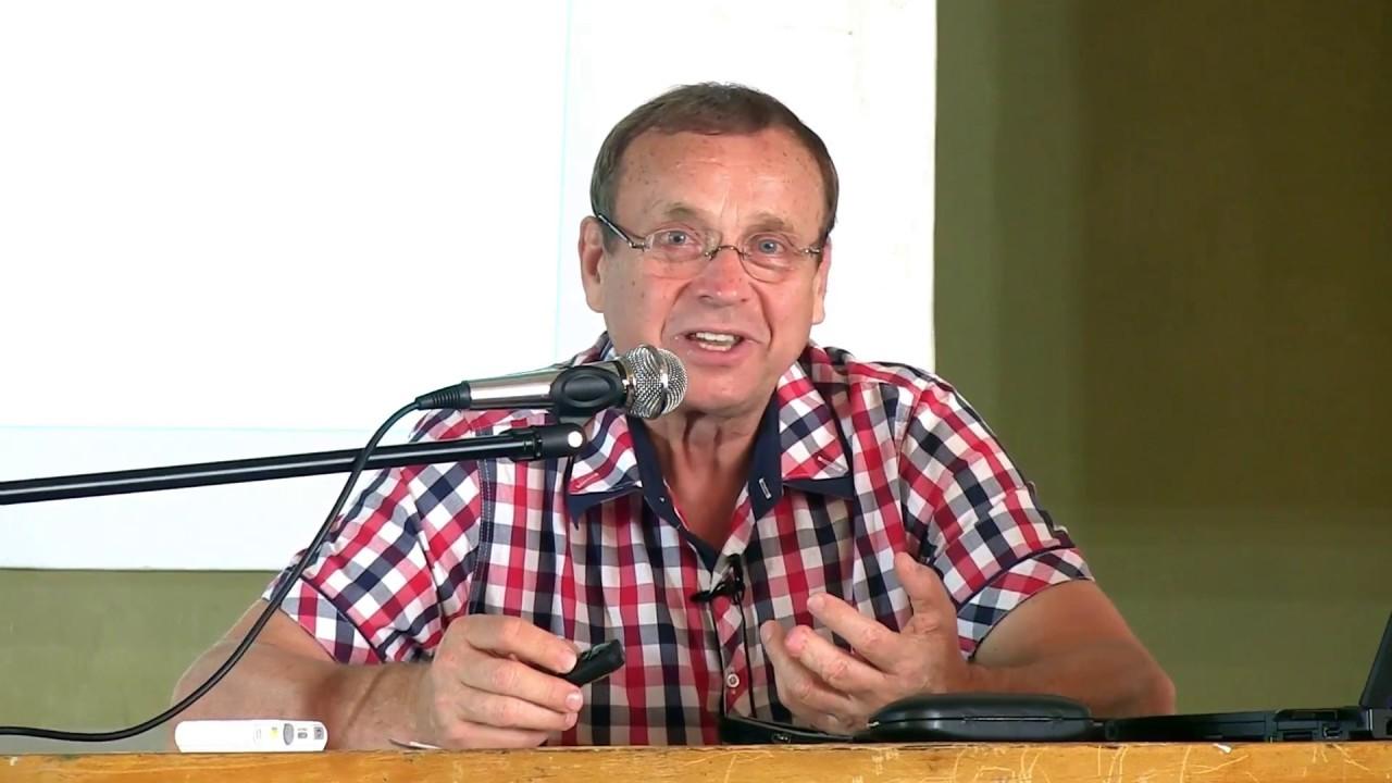 В.А. Ефимов: Необходимость перехода к биосферно-экологическому развитию