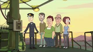 SEA CUCUMBERS!!! | Rick and morty