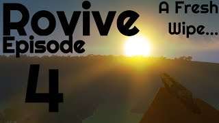 A Fresh Wipe, Late Upload | Episode 4 | Roblox Rust - Rovive