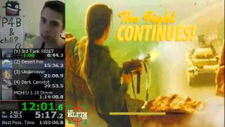 Medal of Honor: Underground (Any%) 57:19