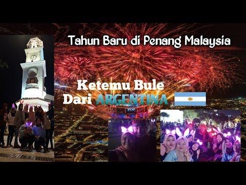 Tahun Baru Ketemu Bule di Penang, Malaysia | Vlog part 2 | May Channel