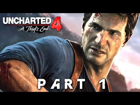 Uncharted 4: A Thief's End | A NEW JOURNEY BEGINS | PART 1