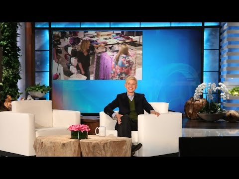 Ellen\'s Hidden Cameras at Nordstrom!