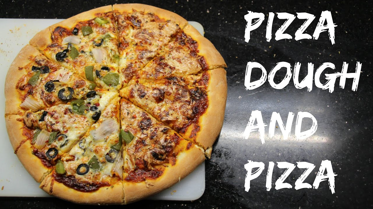 how to make pizza dough youtube