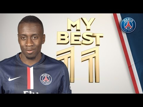 MY DREAM TEAM by Blaise Matuidi