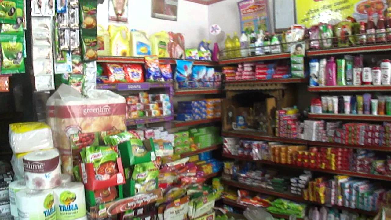 Food Retail Stores In India