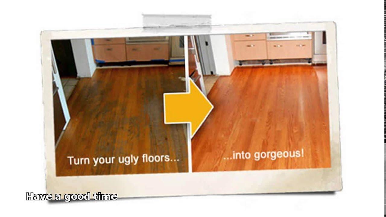 Restore Hardwood Floors