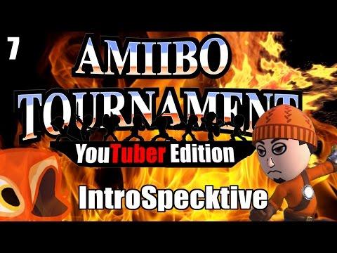 Amiibo Tournament - Introspecktive's...
