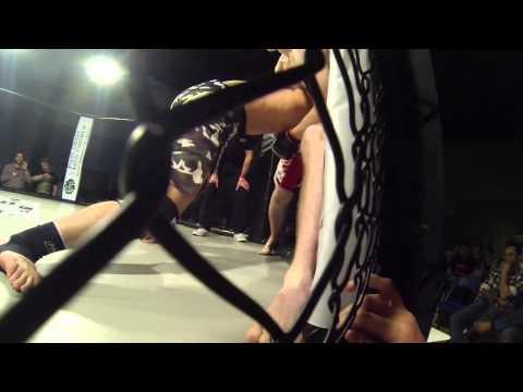 Ryan Barby MMA @ Wisbech / East Coast Fight Factory 'Battle Zone' 31/08/2013