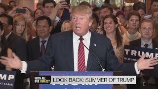 Relive With All Due Respect's Summer of Trump