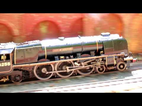 O Gauge Live Steam: David Meyrick May 2016