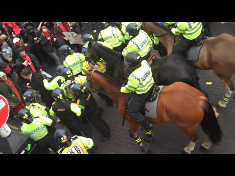 Brighton Smash EDO Confrontations