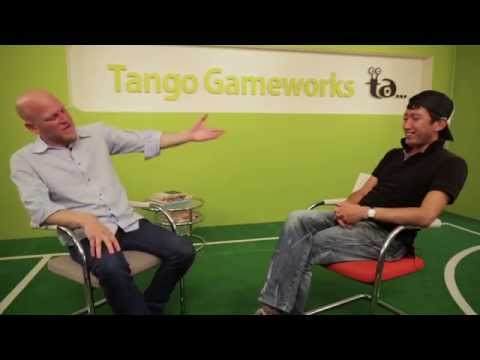 ADAM SESSLER Interview with SHINJI MIKAMI about THE EVIL WITHIN