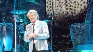 Rod Stewart - You Wear It Well (Melbourne 24/3/2015)