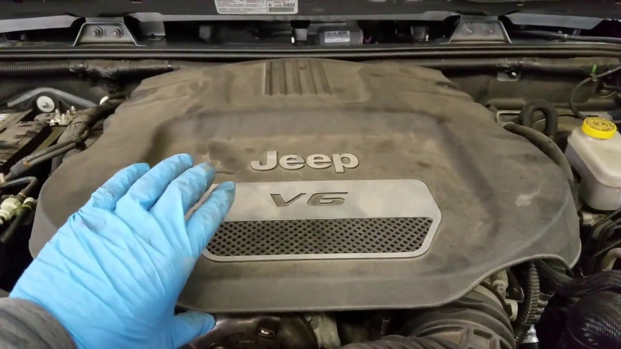 Maxresdefault on Jeep Grand Cherokee Oil Filter Location