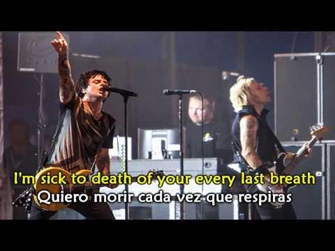 Green Day - Let Yourself Go (Subtitulado En Español E Ingles)