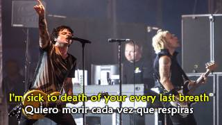 Green Day - Let Yourself Go (Subtitulado En Español E Ingles)
