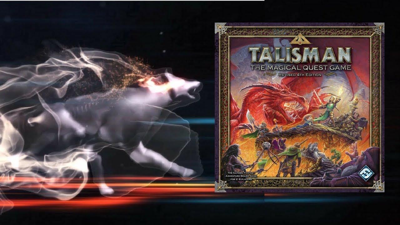 Настольная игра Талисман Магическое Приключение (Talisman The .
