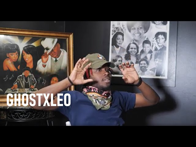 GhostXLeo on growing up in Kingston, Dancehall, adjusting to life in US [Full Interview]