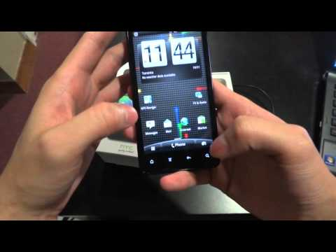 Sync.ca: Bell HTC Raider LTE Quick Review