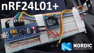 Радио-модули на базе nRF24L01+