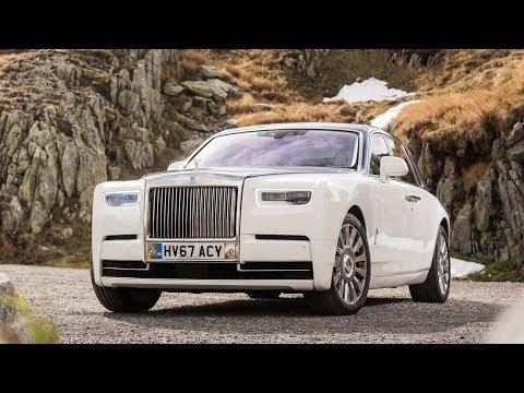 Rolls-Royce Phantom 2018 Review