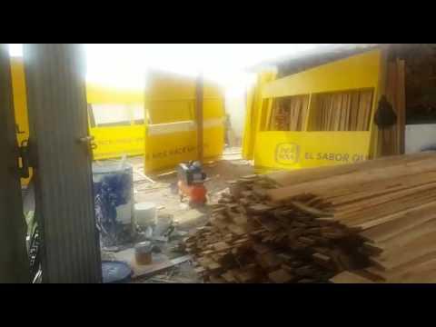 Casas prefabricadas en madera   youtube