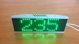 Табло электронной очереди светодиодное QuickQ 9-28(www.quickq.ru., 2015-05-26T14:00:22.000Z)