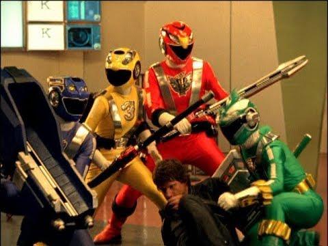 Power Rangers RPM  Handshake  Power Rangers vs Tenaya's Hand Episode 5